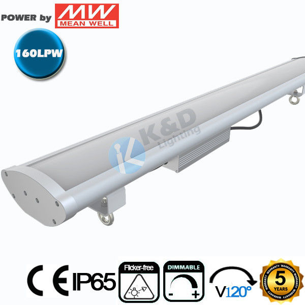LED Linear Low Bay 0.6M 80 Watts With 120° Beam Angle CE DLC Certification