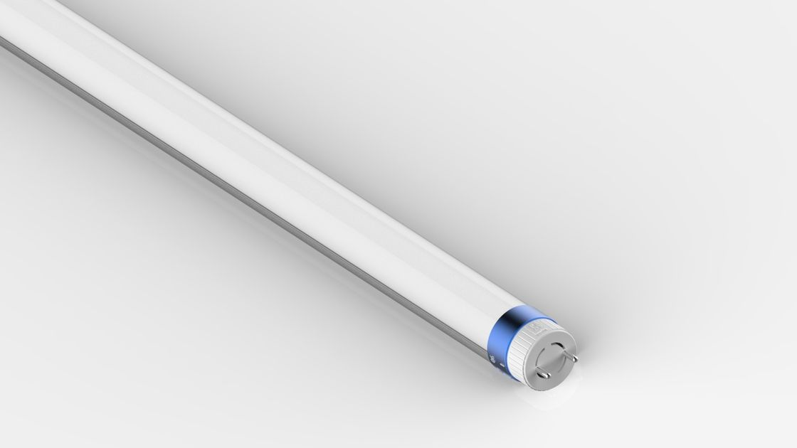 Silver Housing Industrial LED Tube Light 3000-4800 Luminous 2700-6500K CCT