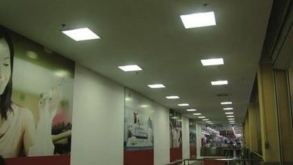 Indoor LED Troffer Lights 600x600mm Architectural LED Troffer Retrofit Kits